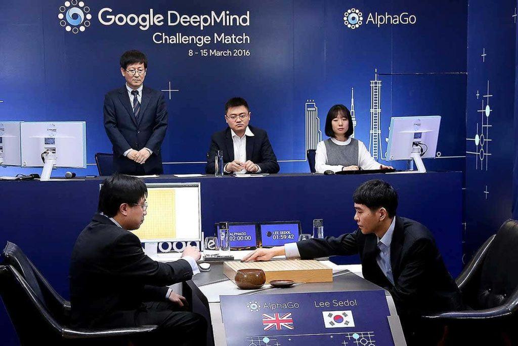 AlphaGo e Lee Sedol