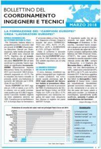Bollettino 2018 marzo